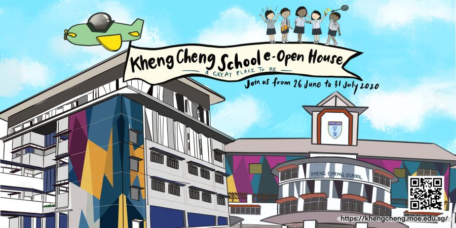 Kheng Cheng School Open House 2020!